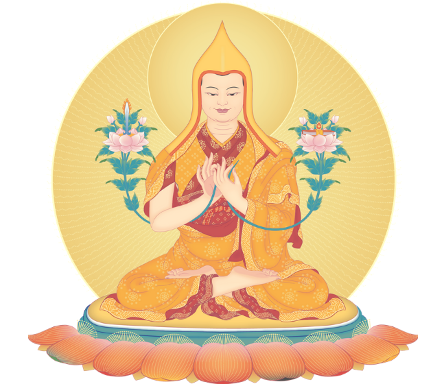 How to Rely Upon A Spiritual Guide 650 x 560